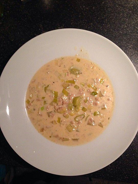 25+ parasta ideaa Pinterestissä Käse lauch hack suppe Hack - käse lauch suppe chefkoch