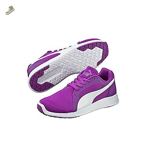 PUMA ST Trainer Evo Women's Sneakers 360963-07 (08, Purple Cactus Flower )