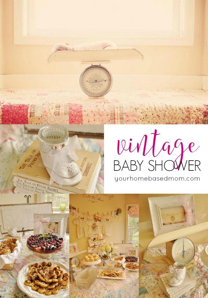 Best 25+ Antique baby showers ideas on Pinterest   Burger ...