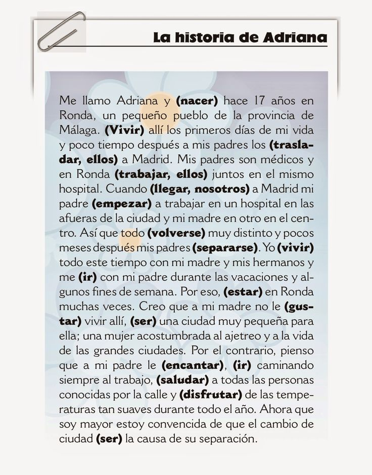 27 best contraste pasados images on pinterest verb tenses teaching spanish and spanish grammar. Black Bedroom Furniture Sets. Home Design Ideas