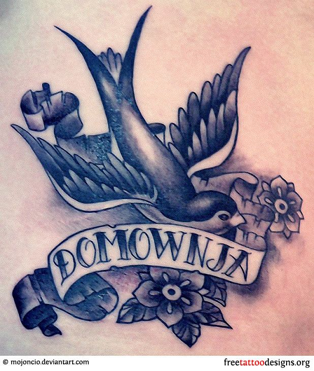80 Best Swallow Bird Tattoo Meaning And Designs: 97 Best Images About TATOOS On Pinterest