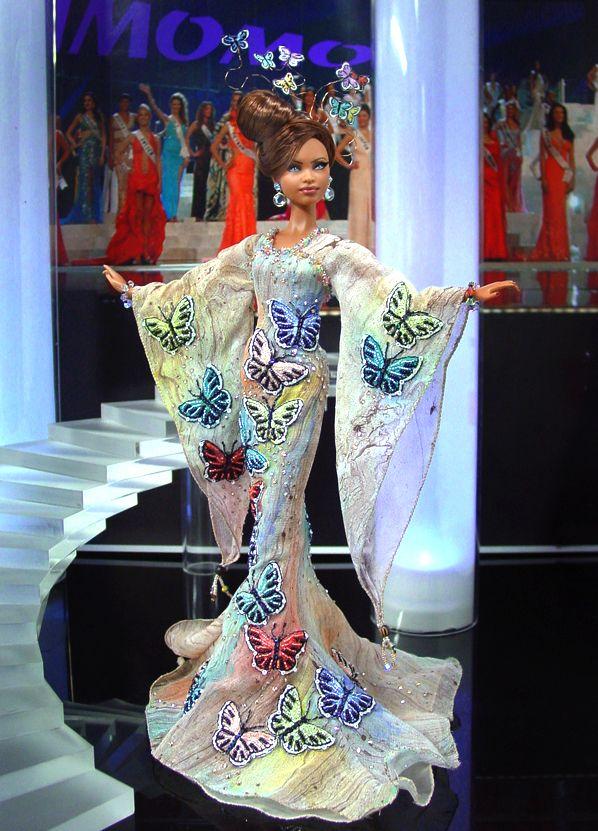 Miss Guadeloupe 2012 by Ninimomo Dolls