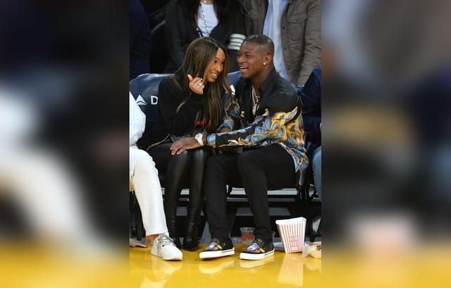 """During his interview on Nov. 9, Charlamagne tha God, noticed Malika, who came to meet OT after his interview. """"That's your boo? I like this playa. You're out here living the life,"""" Charlamagne said, causing the rapper to smile. Get it, Malika! The 34-year-old beauty was glowing courtside while dressed in all black, while OT …"""