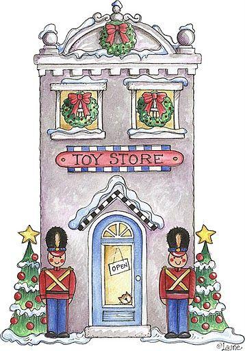 Dibujos de casa de navidad para imprimir estas bellas - Dibujos de casas para imprimir ...