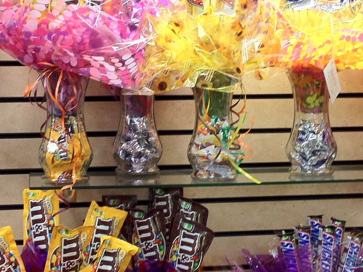 Halloween Candy Bouquets Seen At Kroger Candy Bouquet