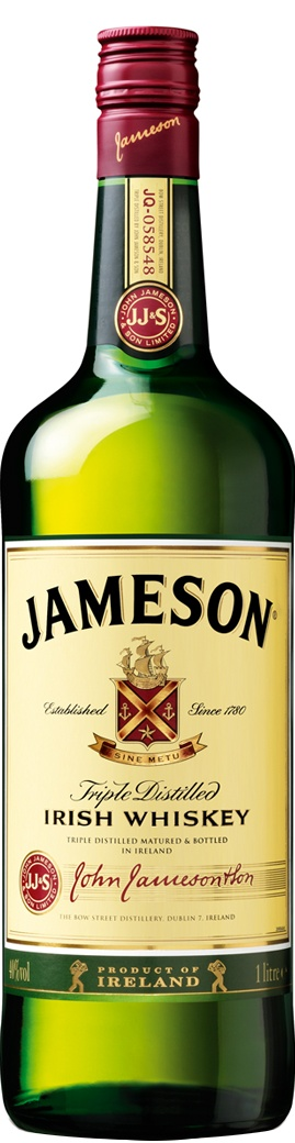Jameson Irish Whiskey - Jameson Reserves Whiskey