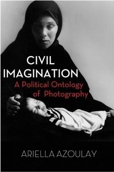 시민의 상상력: 사진의 정치학적 존재론 | 288pp | 사진술 연구에 있어서 코페르니쿠스적 대변혁은 이미지가 어떻게 체제를 강화시키고 또한 체제에 저항할 수 있는지를 보여준다.  작가인 Ariella Azoulay는 이 책에서 사진술이란 최종산물인 사진을 변화시킬 수 없는 사건이자 만남이라고 쓴다. 사진을 생산하는 관행에 있어 이러한 초점의 변화는 ( 사진술 연구에 있어서 코페르니쿠스적 대변혁 ) 이미지가 어떻게 체제를 강화시키고 또한 체제에 저항할 수 있는지를 보여준다. Azoulay는 피사체와 관객의 매개에 대한 토론, 보여지는 대상에 대한 정치적 제한의 탈피, 상상력이 어디에서 정치적 한계를 돌파할 수 있는가와 같은 내용이 의도나 사진의 프레임을 대체해야 한다고 주장한다.Gaza나 the West Bank 점령지의 사진이 어떻게 팔레스타인의 재난을 인식하거나 부정할 수 있는지 보여주면서 Azoulay는 지배 체제에 대한 설명을 재구성한다...