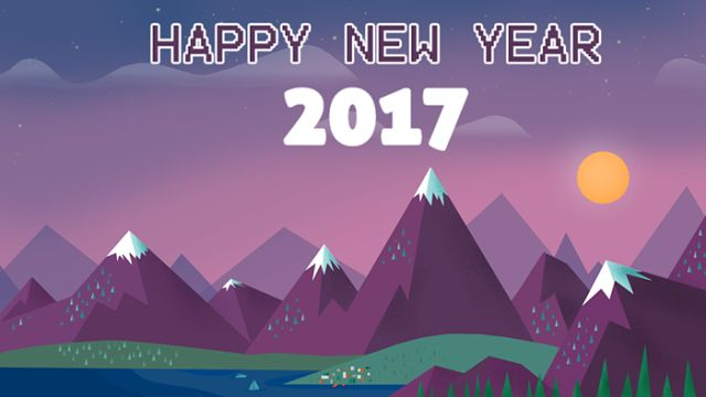 Top 1000+ Happy New Year 2017 Cards Free Download