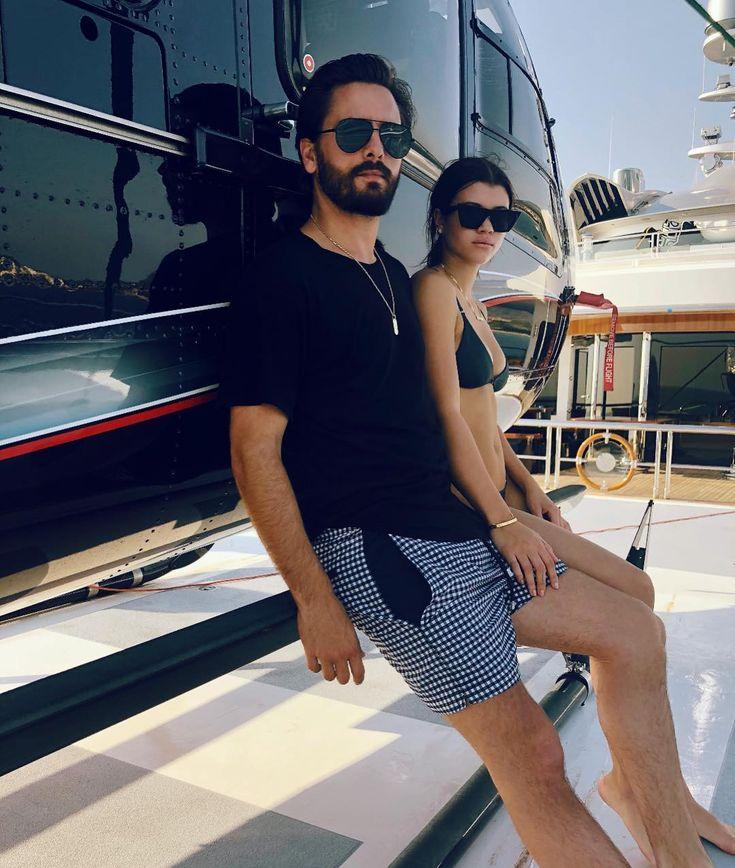 Sofia Richie and Scott Disick are still in love and in Mexico