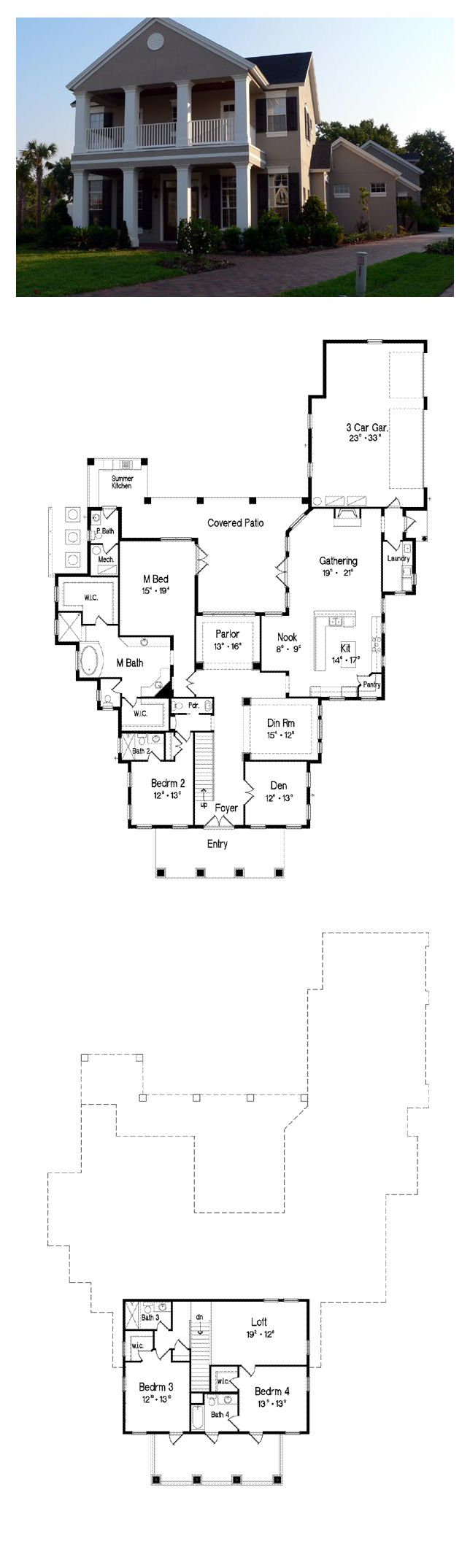 Best 25 plantation floor plans ideas on pinterest for Plantation floor plan