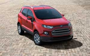 Ford has announced that it will offer customers in Europe two new SUV models - Eco Sport and Edge. In addition, the sale will also include a new generation of crossover Kuga, which premiered at the Geneva Motor Show 2012th Ford Eco Sport is based on the B-segment platform and was originally developed in South America. This model should o