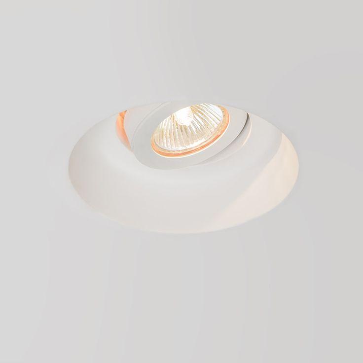 Perfect diameter diep mooi grote spot