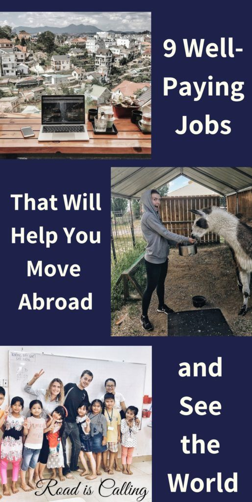 11 Cool Jobs that Require Travel, Pay Well and Help You See