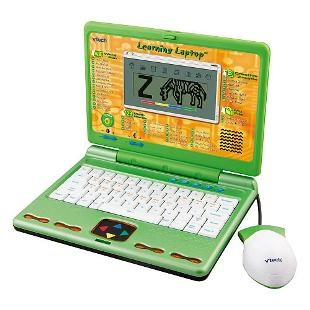 This Vtech learning laptop is only $17.99. Check this daily deal and others here: http://www.cheapism.com/blog/2081/ipad_case_deal#