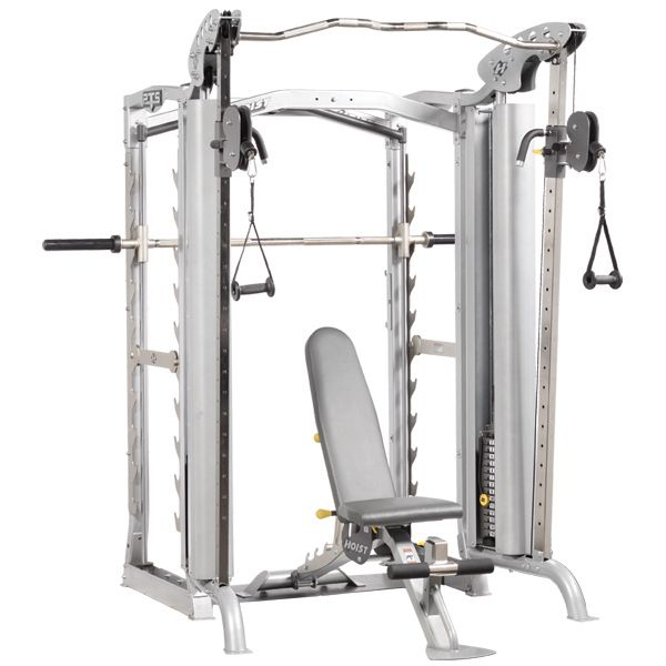 Hoist Multi Gym Mi7 Smith Ensemble: 117 Best Gym Equipment Images On Pinterest