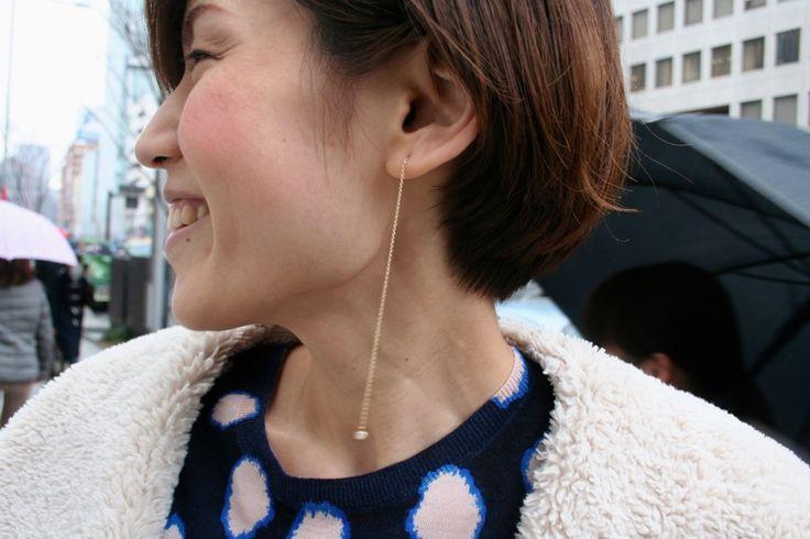 #Anothamista #Tokyo #fashion #lifestyle #streetstyle #womenswear #Celine #coat #bag #jacket #earring