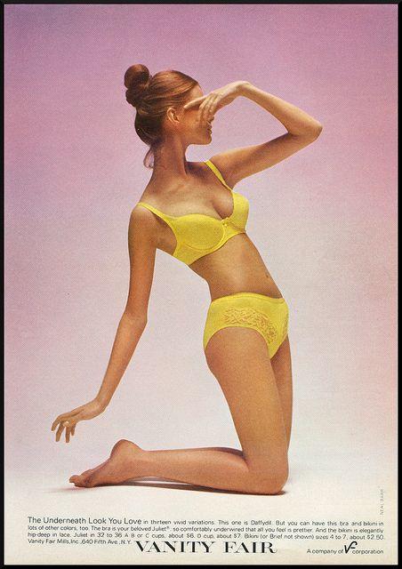 1972 Vanity Fair AdvertPhotos, 1972 Vanity Fair Advert, Vintage Vanities, 1972 Babes, 1972 Vanities Fair Advert, Heart Vintage, Lingerie Iii, Heart Vinager, The Roller Coasters