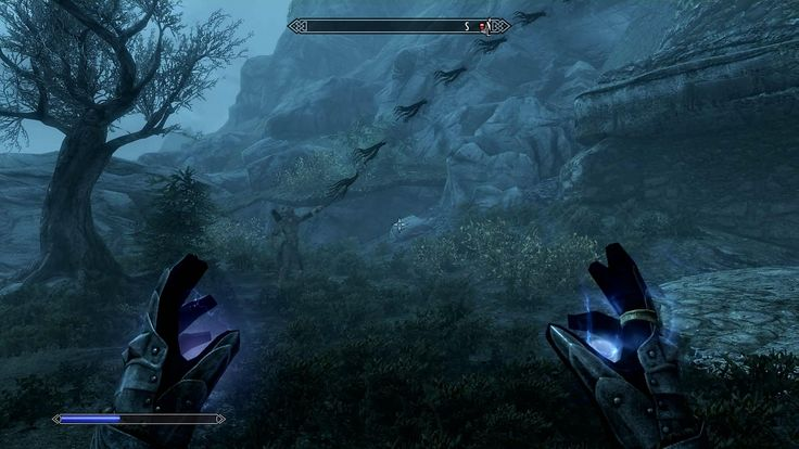 Miraaks Staff>Grimsever. At least according to Mjoll #games #Skyrim #elderscrolls #BE3 #gaming #videogames #Concours #NGC