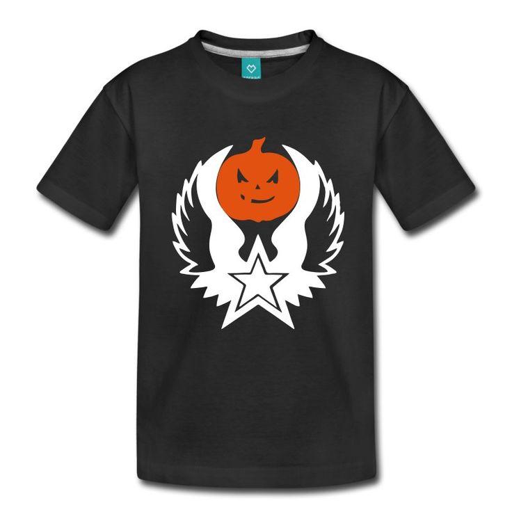 Star of Halloween - Sei der Star jeder Halloween Party mit diesen genialen Shirts und Geschenken. Auch mit Schriftzug erhältlich. #halloween #star #kürbis #fun #party #herbst #design #shirts #geschenke