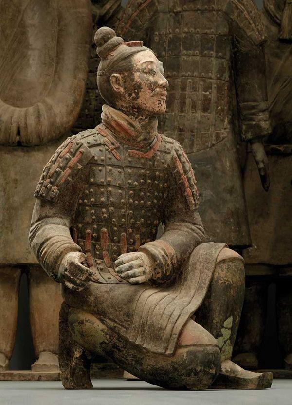 terracotta warriors dating metode