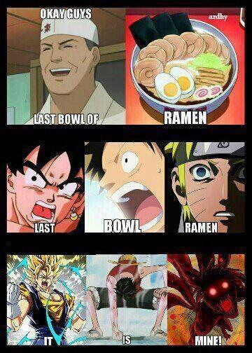 Naruto Ramen Bowl