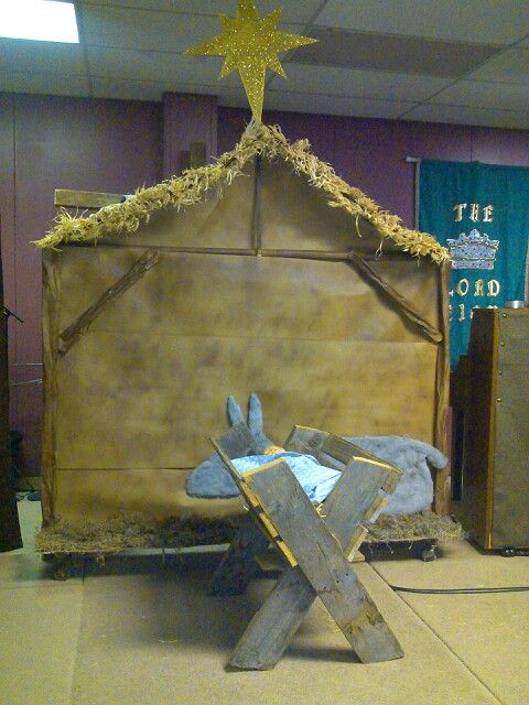 Nativity for a play