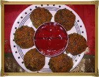 Kothimbir Vadi - A Delicious Traditional Maharashtrian snack .
