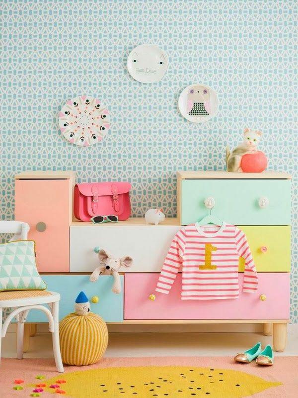 38 besten kinderzimmer deko bilder auf pinterest. Black Bedroom Furniture Sets. Home Design Ideas