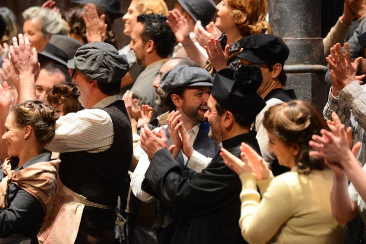 Il Coro del Teatro Regio di Parma - Pagliacci (Ph. Roberto Ricci)
