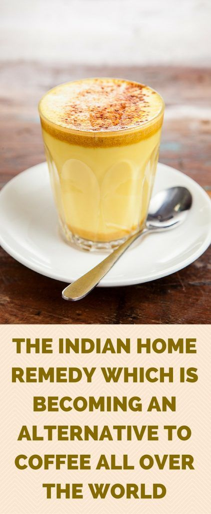 It's the latest trend, cafes across the world started offering a new, healthier coffee alternative. The rise of turmeric latte or also called golden milk, a sweeter blend of the Indian spice with nut milk, is a consequence of the recent superfood status which turmeric started to receive.
