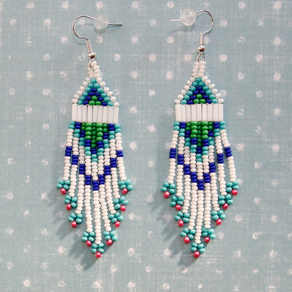 Choctaw Beads: 1000+ Images About Beaded Beauties On Pinterest