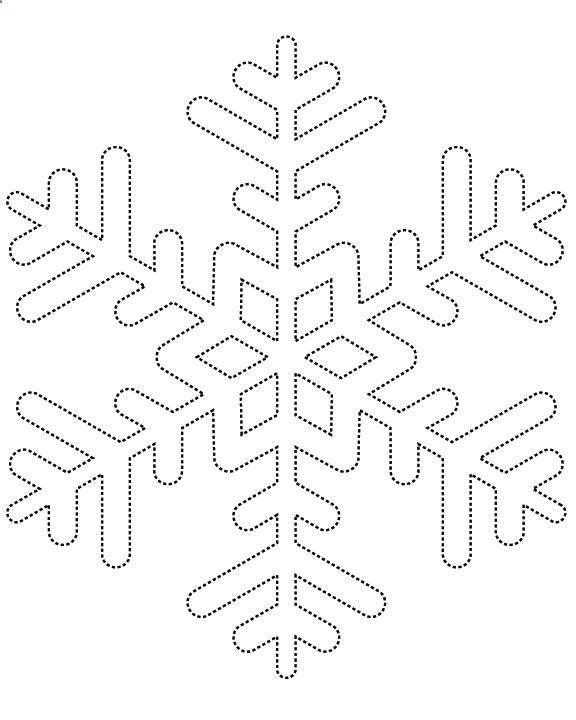 Copo de nieve II Más Más