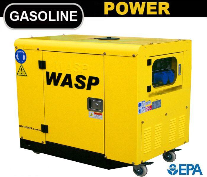 10,000watts Gas Silent Generator