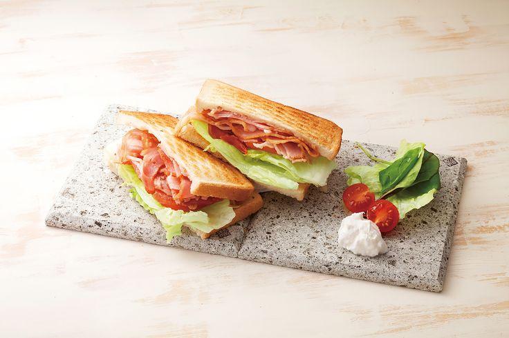 BLTサンド:サンドウィッチカフェ ドリーム