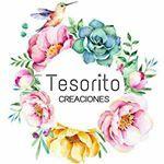 """37 Likes, 2 Comments - 🌸тєѕσяιтσ🌸 (@tesoritocreaciones) on Instagram: """"Kit Bordado Mexicano. Animate a bordar tu almohadón. Llevate tu valijita con todo lo necesario para…"""""""