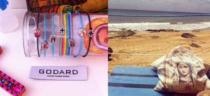 Mode femme - GODARD #bracelets #fashion #style #Godard