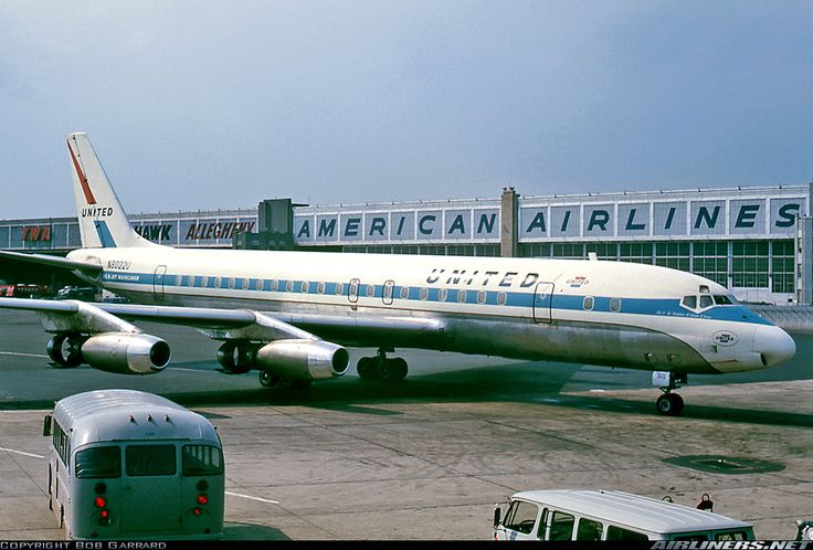 Repinned. This is the first jet aircraft I flew on as a child.  We went from Los Angeles to New York in December, 1959.   My first flight on an airplane was in 1957 on a Pan Am Dc-6B from Los Angeles to Guatemala.