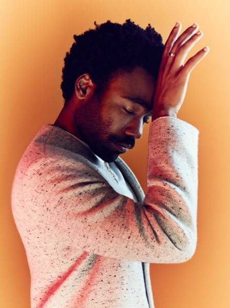 Donald Glover. Childish Gambino