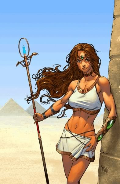 dc comics isis | Re: ISIS... Just Because