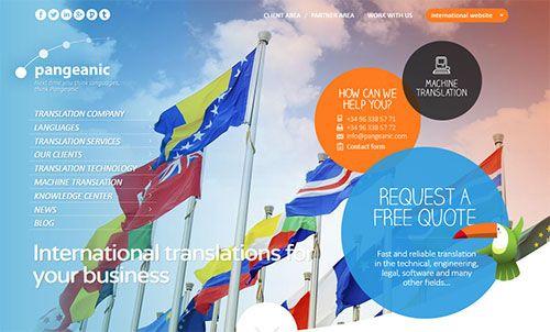 Pangeanic is a professional translation company offering professional translation services. #french_translation italian_translation #translation_agency