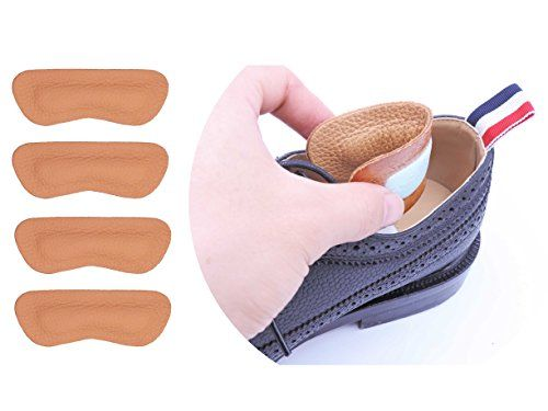 7aba945b80894 Shoe Heel Pads Grips Liners Inserts for Shoes too BigShoe Filler ...