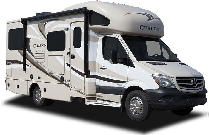 Citation Sprinter Motorhomes from Thor Motor Coach