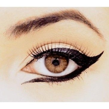 Looks To Try: Conceptual Eyeliner