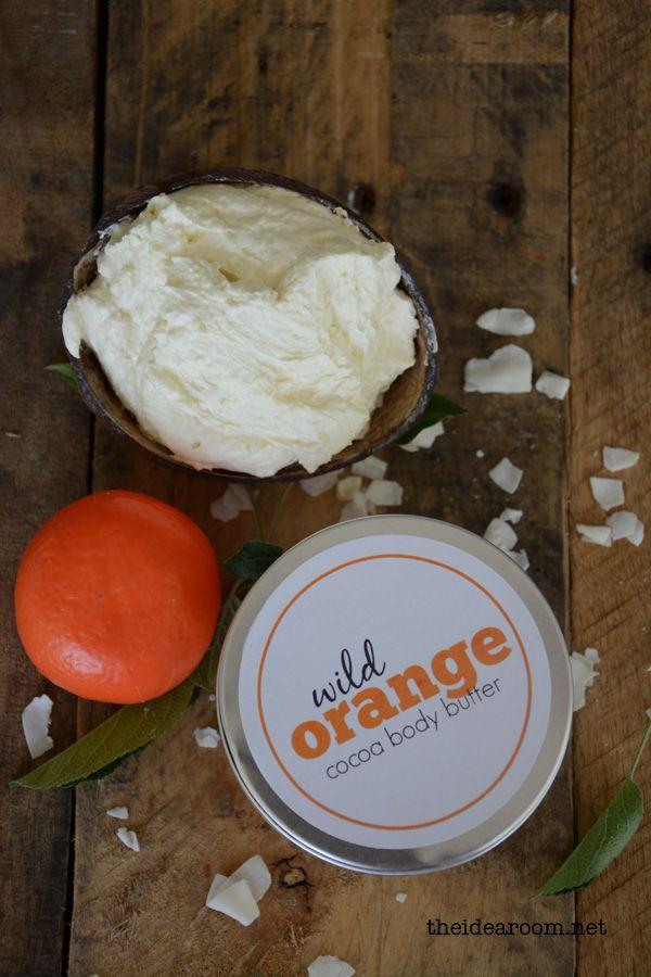 wild orange body butter recipe healthy vegan recipes orange bodies ...