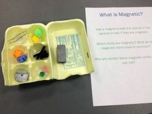 Magnets and Magnetism: A Preschool Science Program