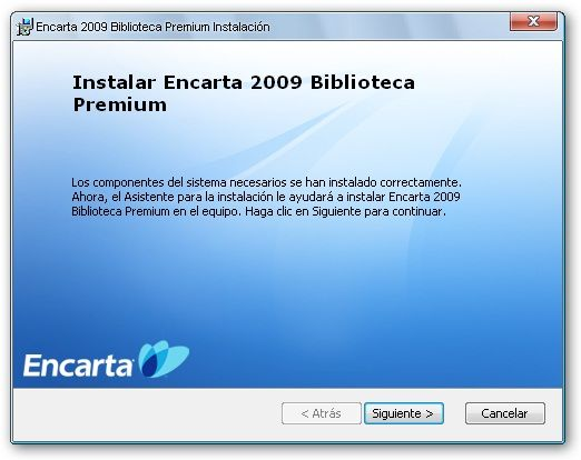 Encarta 2009 Completa y en español [Solo 2 links] Descargar Gratis