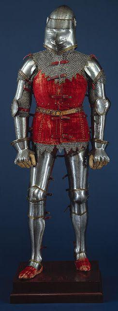 Оружие и доспехи 14 век