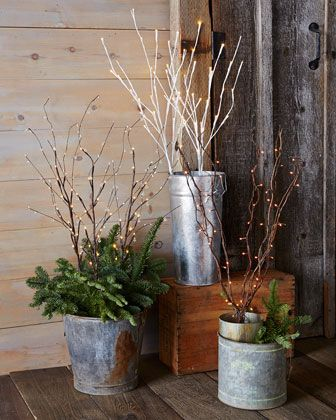 Winter Decorating Ideas 2014 #HorchowHoliday14