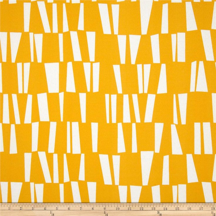 Premier Prints Indoor/Outdoor Sticks Citrus Yellow. 8.98 yd. Seat covers for vintage chairs