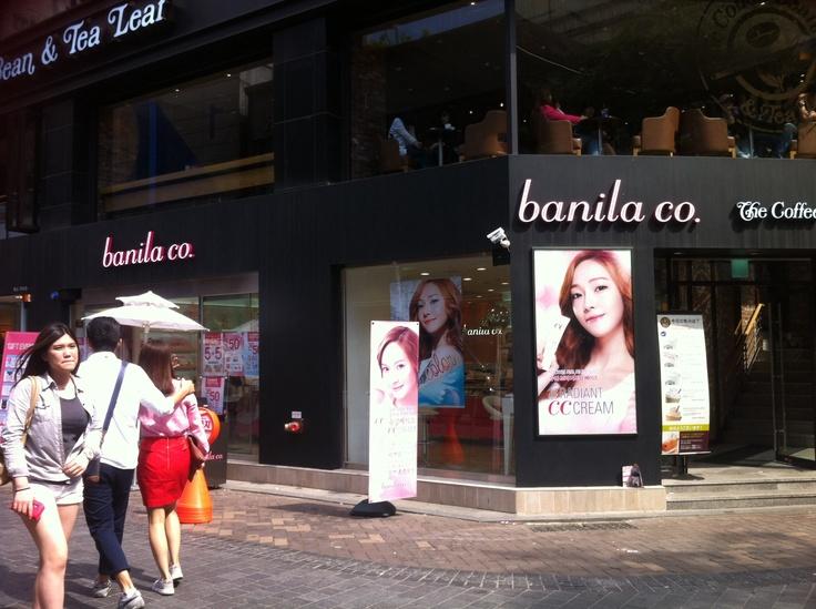 Banila co's shop